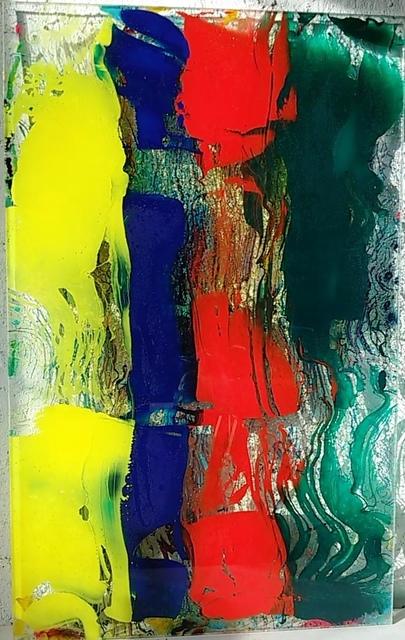 , 'Untitled Multicolor I,' 2018, JanKossen Contemporary