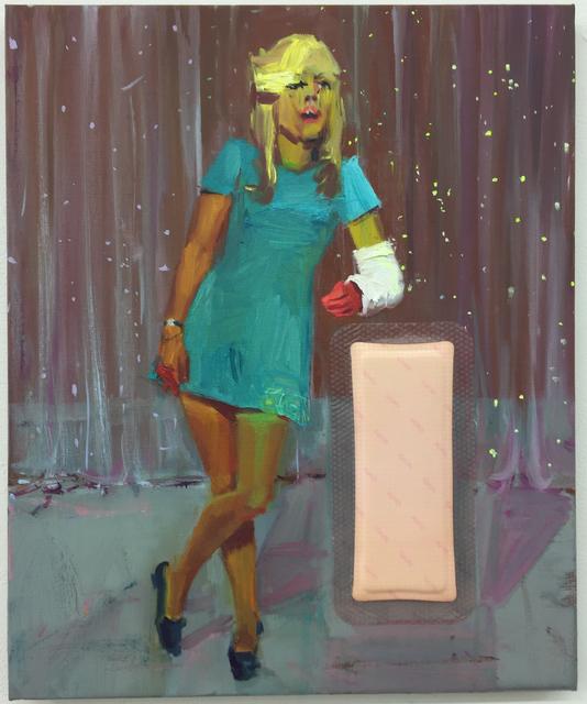 , 'Petit bras cassé,' 2017, Galerie Bernard Jordan