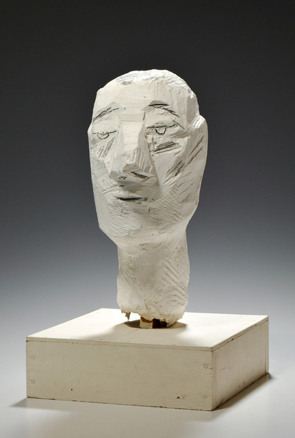 , 'Head II,' 1957-58, Brian Gross Fine Art