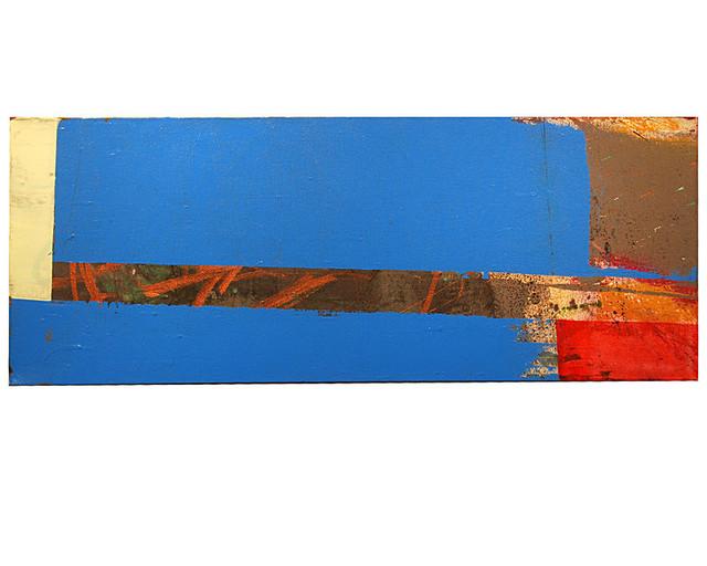 , 'Cerulean Cover,' 2014, InLiquid
