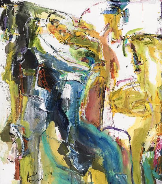 , 'Midsummer Riff,' 2018, Oeno Gallery