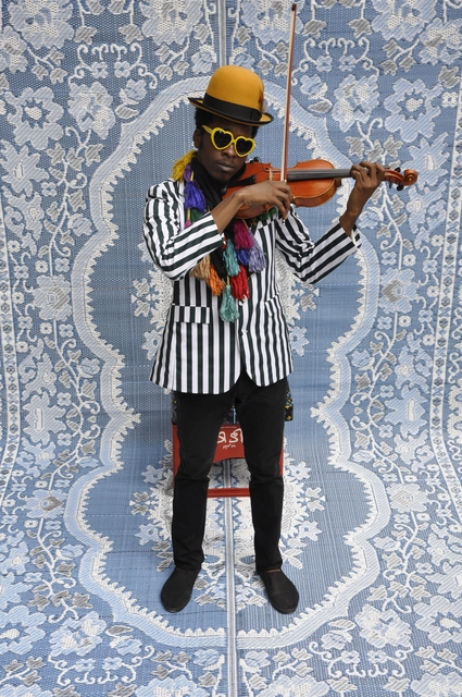 Hassan Hajjaj, 'Mr. Toliver', 2010, Newark Museum