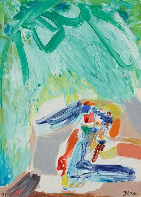 , 'Untitled,' 1971, DIE GALERIE