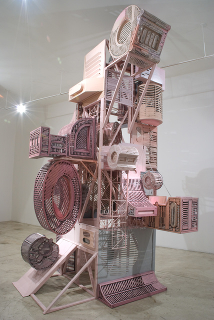 , 'Untitled (Tower),' 2009, Spencer Brownstone Gallery