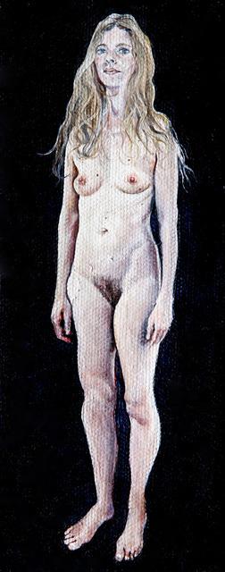 Ishbel Myerscough, 'Nadia Standing', 2014, Flowers