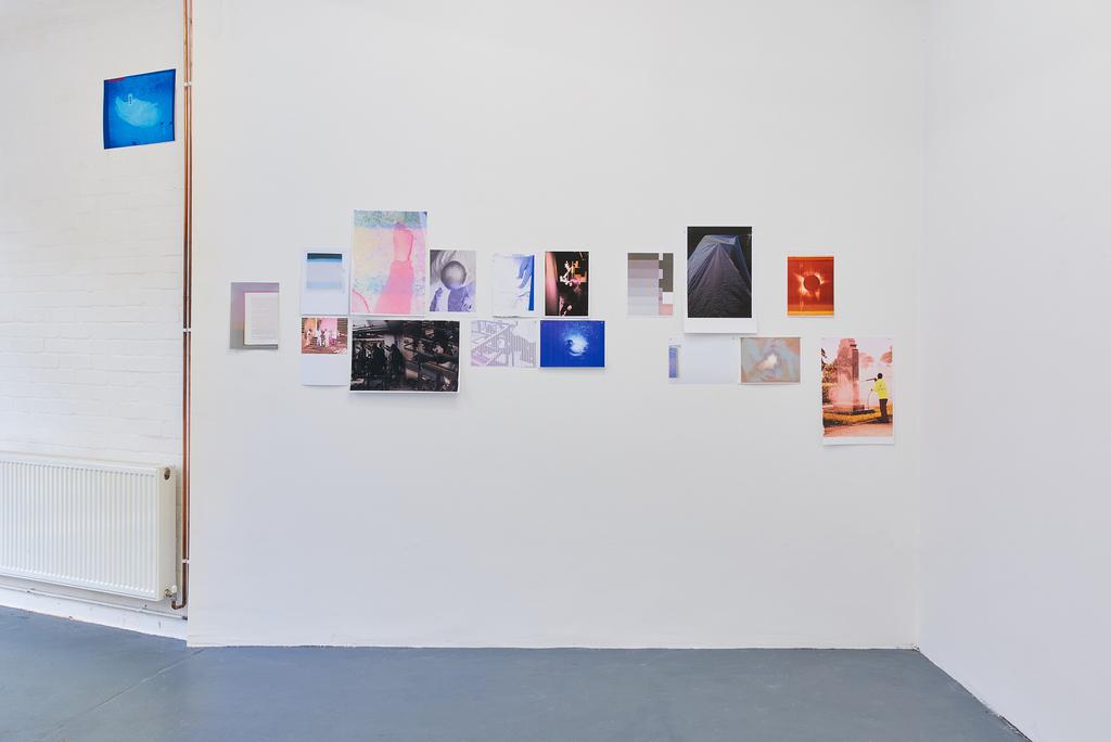 Installation views, Douglas Boatwright & Marike Schuurman: Page Not Found, 2019, Nicoletti Contemporary, London, Photographs by Theo Christelis