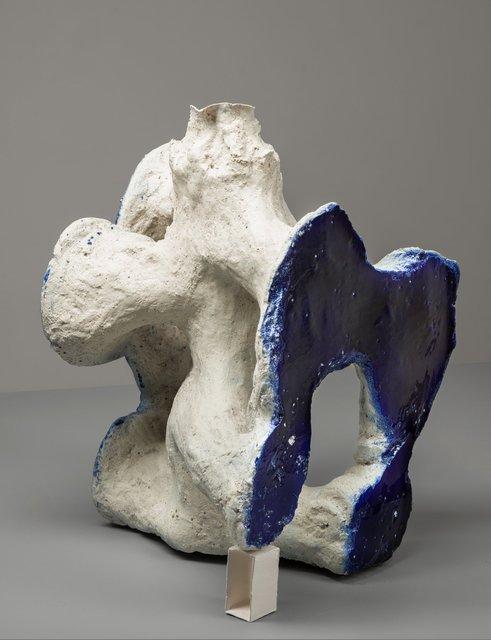 , 'Cloud Vessel (Porcelain 6),' 2015, Galerie Zink
