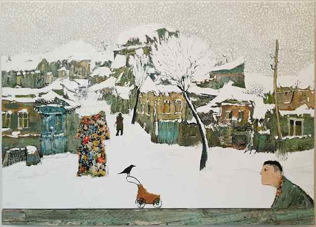 , 'Winter,' 2018, Vanda Art Gallery