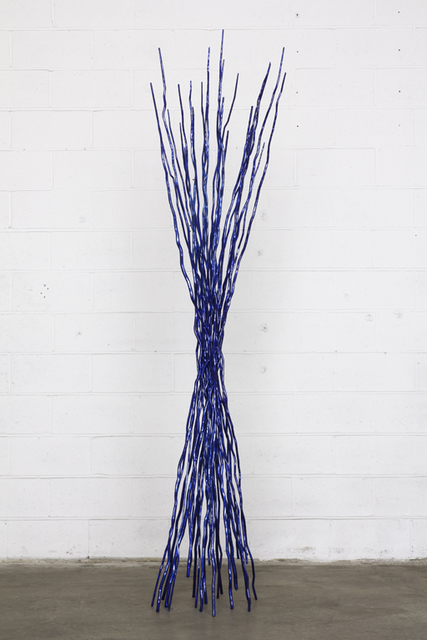 , 'Interlace - Transparent Blue,' 2012, Art Mûr