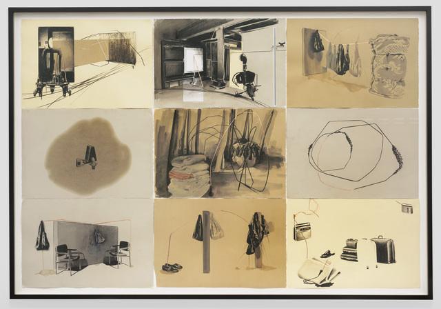 Tatiana Trouvé, 'Studies', 2012-2015, Gagosian