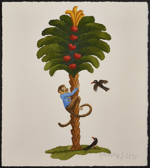 , 'Palm Tree,' 2015, Long & Ryle