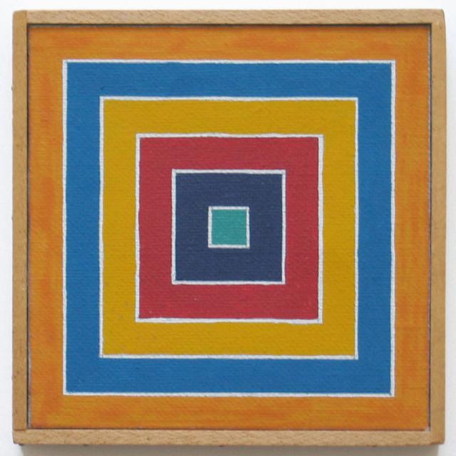 "Richard Pettibone, '""Frank Stella Concentric Squares, 1963""', 1972, Joseph K. Levene Fine Art, Ltd."