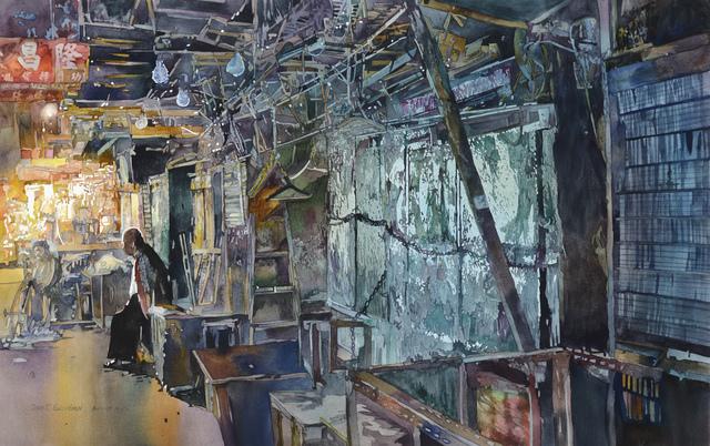 , 'Hong Kong Market,' , Stremmel Gallery