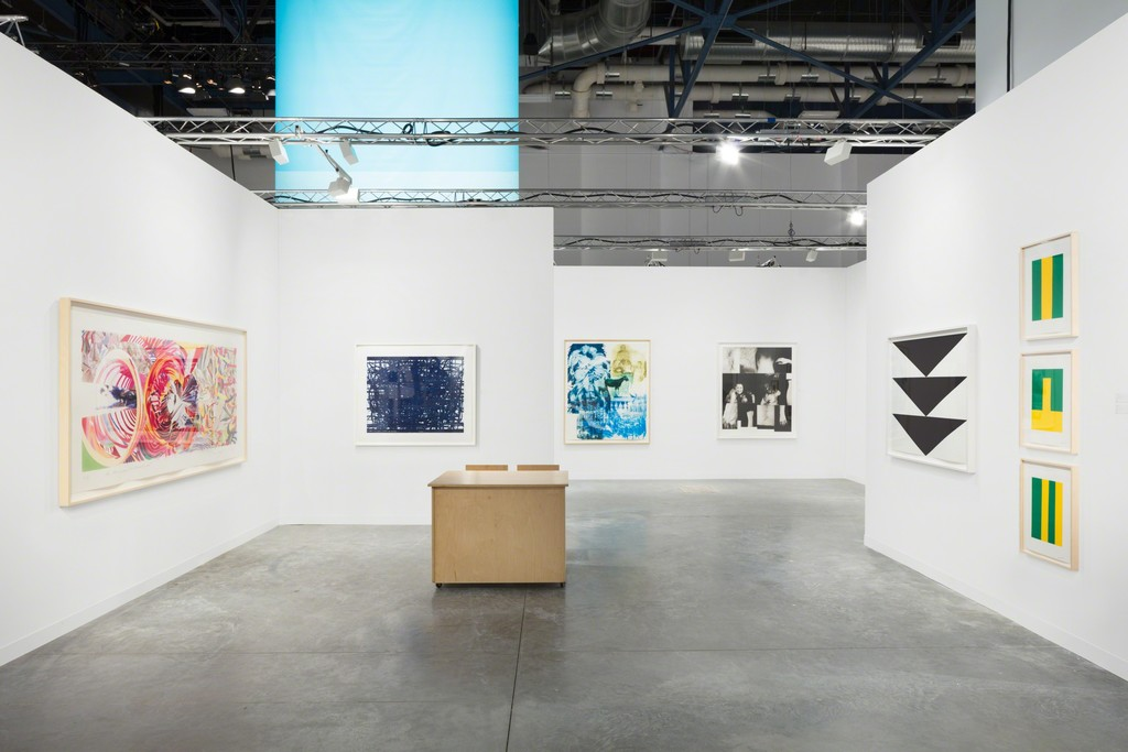 Editions Limited Gallery universal limited editions at basel in miami 2017
