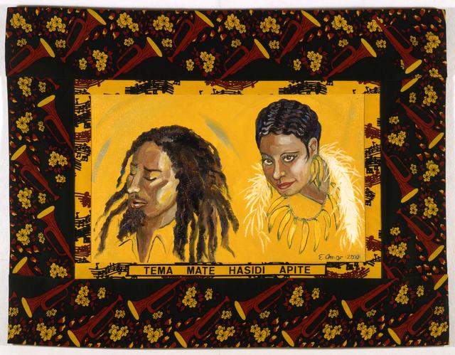 , 'Marley and Josephine,' 2000, Galerie Anne de Villepoix