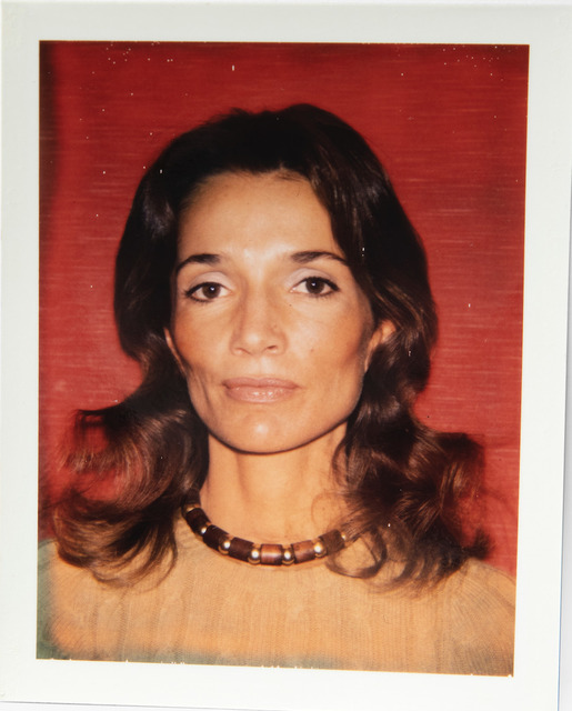Andy Warhol, 'Polaroid Photograph of Lee Radziwill', 1972, Hedges Projects