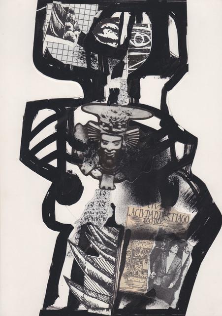 , 'América India,' 1982, Henrique Faria | Buenos Aires