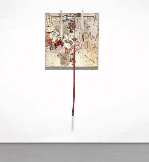 Jim Dine, 'Window Brain', 1959, Phillips