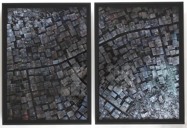 , 'o.T. Diptych,' 2018, Urban Spree Galerie