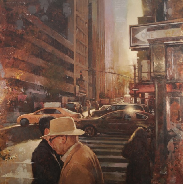 ", '""Midtown Light"",' 2018, Bonner David Galleries"
