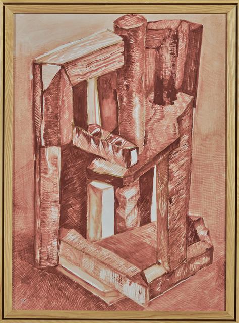 , '错屋NO.150725 Wooden House NO. 150725,' 2015, Arario Gallery