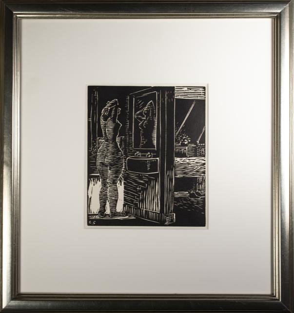 , 'Figure,' 1936, David Barnett Gallery