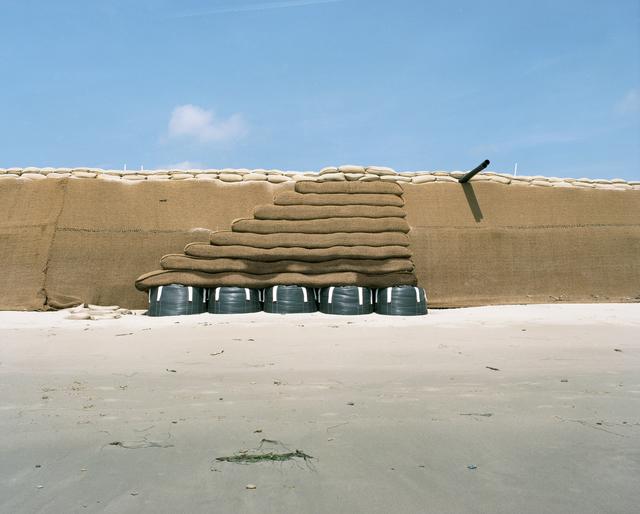 , 'Malibu Sandbags #1,' 2010, Christopher Grimes Gallery