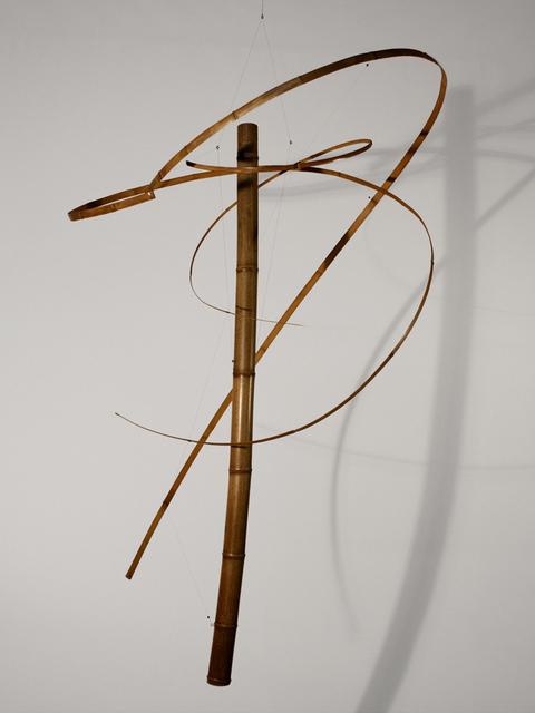 , 'Magic Bamboo,' 2013, Puerta Roja
