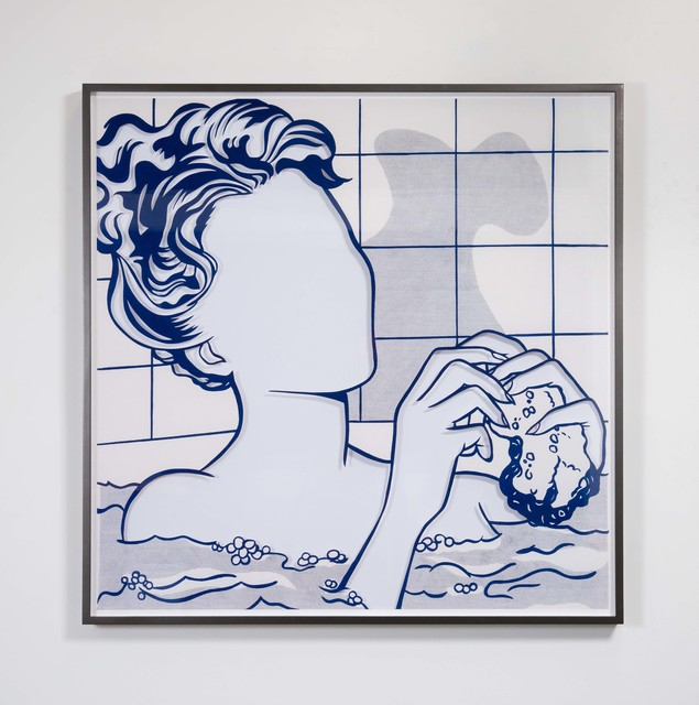 , 'Untitled (Woman in Bath), ,' 2016, KÖNIG GALERIE