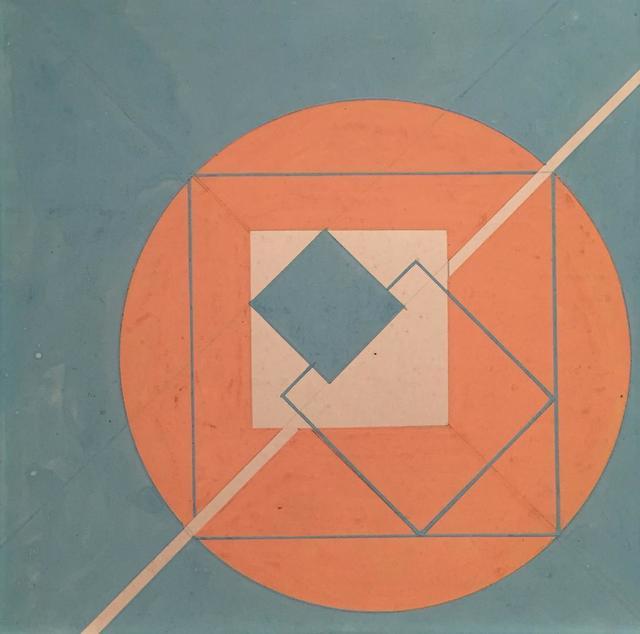 , 'Estudio Generativo,' 1957, Galería de las Misiones
