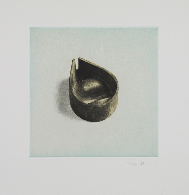 , 'Untitled 08 from 12 Objects, 12 Etchings,' 2010, Paragon
