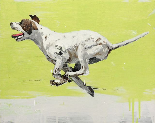 , 'Running Pointer,' 2017, Birch Contemporary