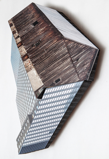 , 'Migrator 4,' 2016, Pentimenti Gallery