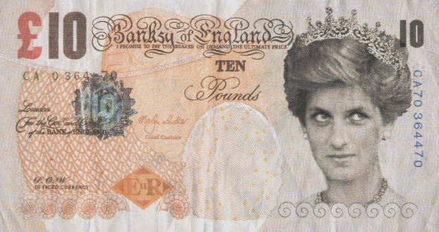 Banksy, 'Di-faced Tenner', 2004, RAW Editions: The Edit II