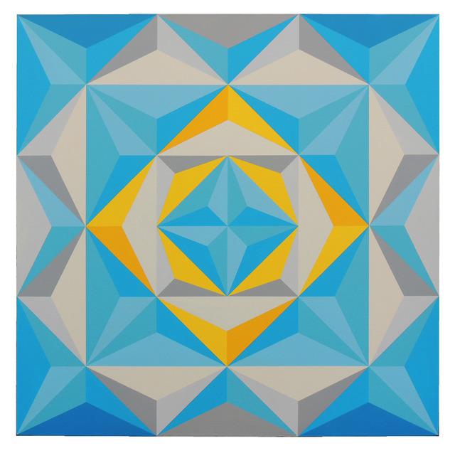 , 'Zircone Blue,' 2016, Ranivilu Art Gallery