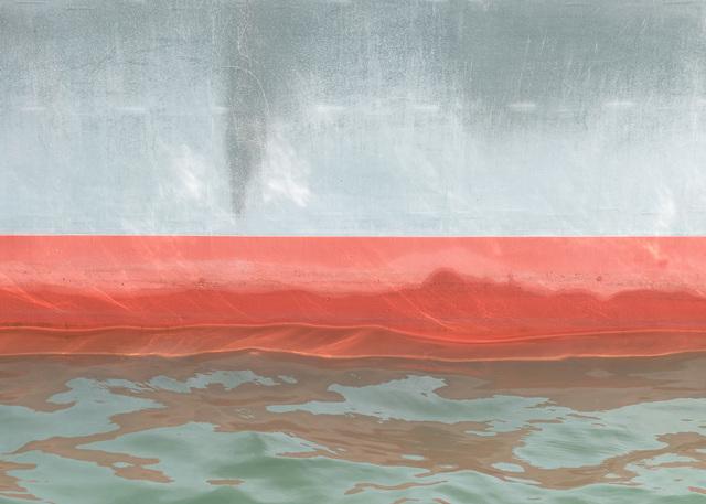 , 'Ventura Harbor/ Ocean Defender,' 2018, Dab Art