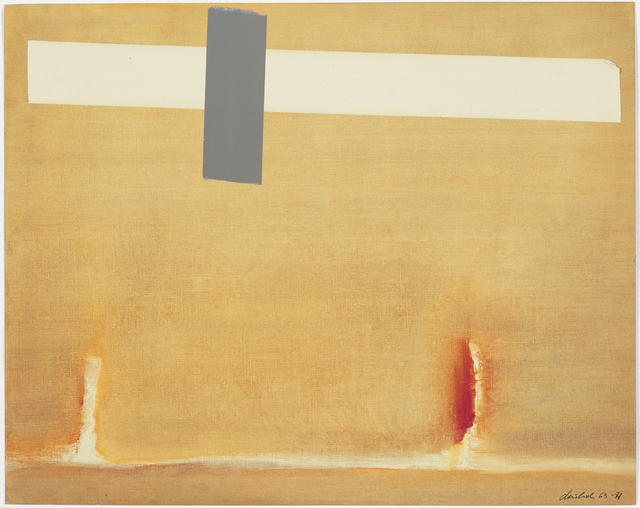 , 'Painting and Double Tape Collage,' 1963-1971, Henrique Faria Fine Art