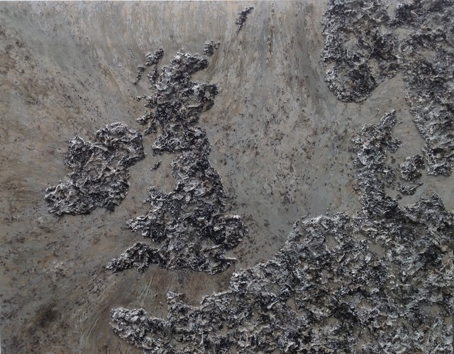 , 'The World III,' 2015, Hay Hill Gallery