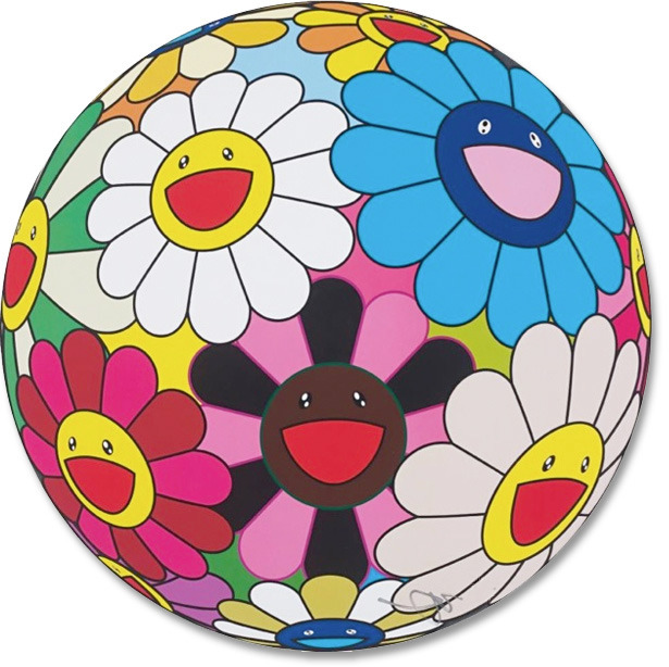 Takashi Murakami, 'Flower Ball (Algae Ball)', 2013, Upsilon Gallery