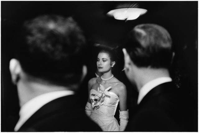 , 'Grace Kelly, New York City,' 1956, Huxley-Parlour