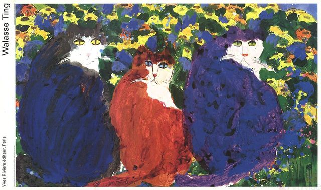 , '3 Cats,' , ArtWise