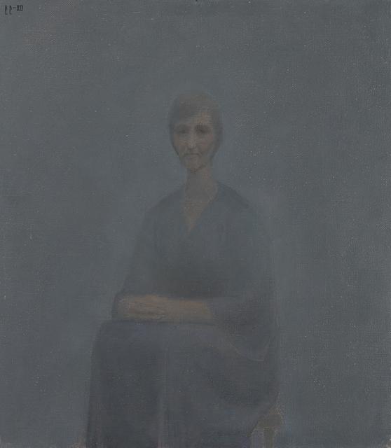 , 'Portrait of Olya Kochik,' 1980, Art4.ru
