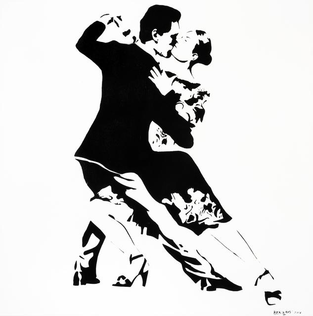 Blek le Rat, 'Last Tango In Paris', 2008, Tate Ward Auctions