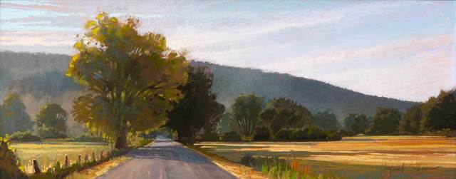 , 'Country Road,' 2019, Vose Galleries