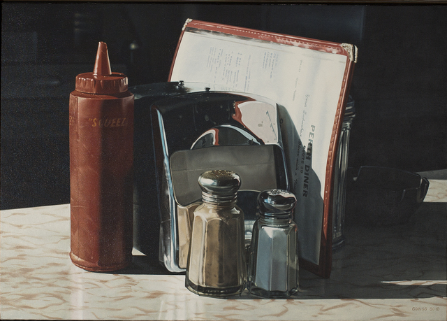 , 'Perth Diner Still Life,' 1980, Louis K. Meisel Gallery