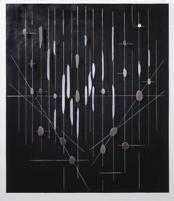 , 'Back to Black,' 2017, Pan American Art Projects