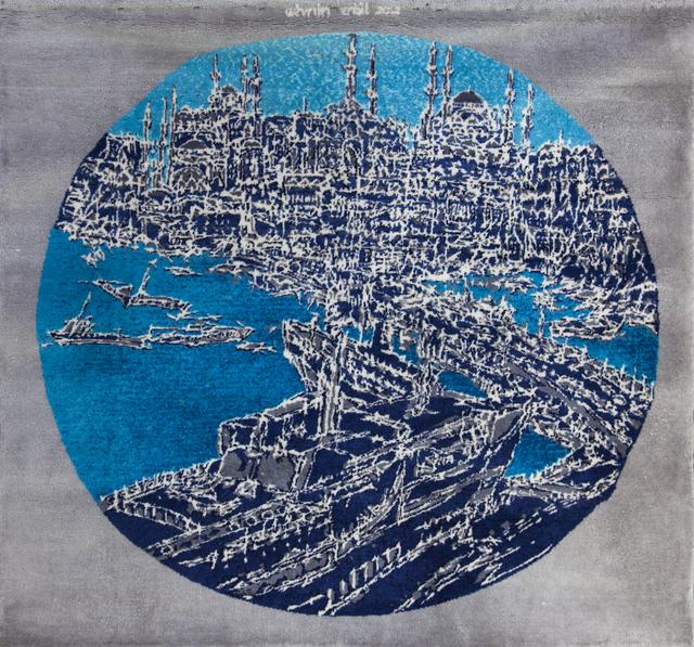 , 'Kayıklı İstanbul,' 2012, Anna Laudel