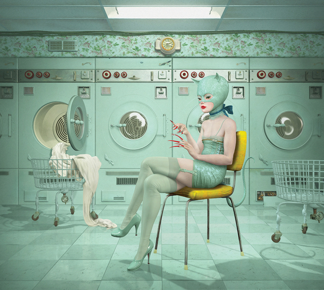 , 'Launderette,' , Dorothy Circus Gallery