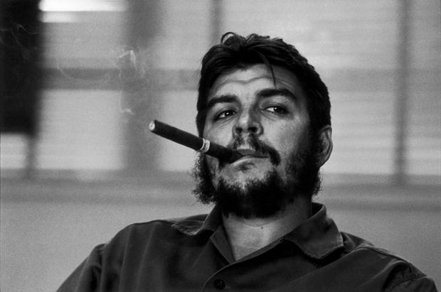 René Burri, 'Che Guevara, Havana', 1963, Bernheimer Fine Art
