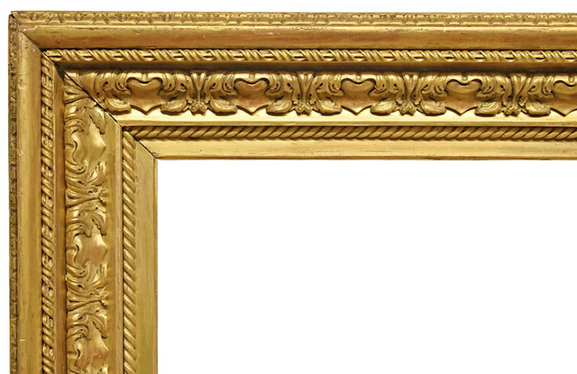 , 'American H. D. Murphy Carved Gilded Frame, Early 20th C (30x48),' 1915, Susquehanna Antique Company